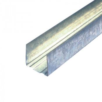 Профиль для гипсокартона KNAUF UW 50 3м (0,6 мм)