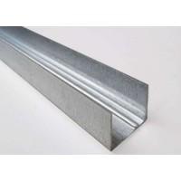 Профиль для гипсокартона KNAUF UD 27*28 (0.6мм) 4м