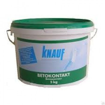 Knauf Грунт Бетоноконтакт (5 кг)