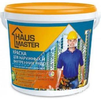 MAV HAUS MASTER краска для наружных и внутренних работ 13,2л (17 кг)