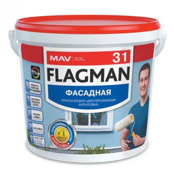 MAV FLAGMAN 31 краска фасадная 11л (14,0 кг)