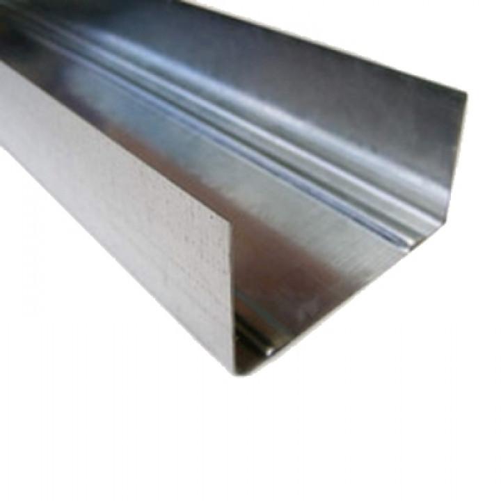 Профиль для гипсокартона KNAUF UW 75 3м (0,6 мм)