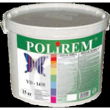 POLIREM 1430 Шпаклевка акриловая финишная универсальная, 10 л (15 кг)