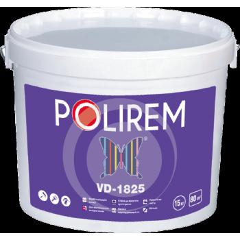 POLIREM 1825 Краска силиконовая фасадная, 10 л (15 кг)