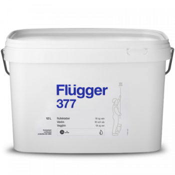 FLUGGER Клей 377 adhesive Roll-on, 12л