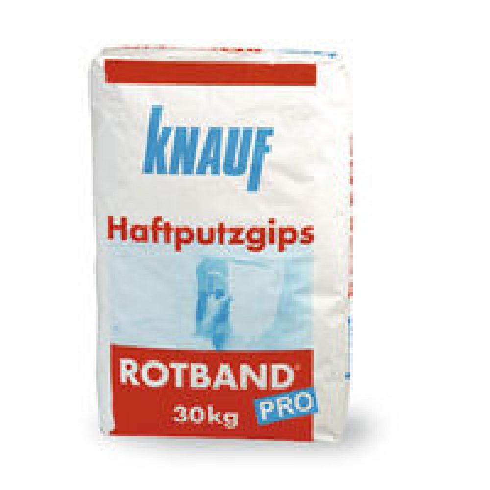 Штукатурка knauf rotband pro, 30 КГ купить по недорогой цене с
