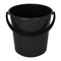 Відро пластмасове (16л / чорне)