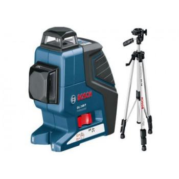 Нивелир лазерный линейный Bosch GLL 3-80