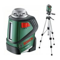 Нивелир лазерный линейный Bosch PLL 360 Set