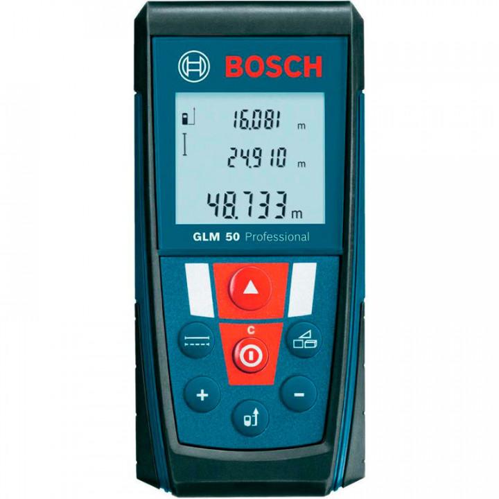 Дальномер лазерный Bosch GLM 50 Profi