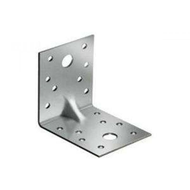 Крепежный уголок усиленный (105х105х90мм/2,5мм)