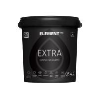 Element PRO Extra Краска фасадная долговечная (белая База А 10л/15.6кг)