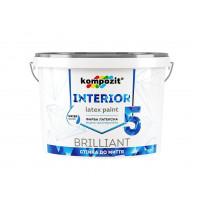 "Краска интерьерная  INTERIOR 5 ""Kompozit"", 14 кг"