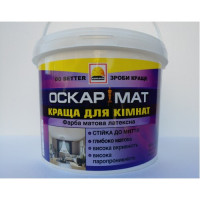 Краска интерьерная матлатекс BUILDER ОСКАРМАТ (14 кг)