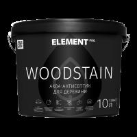 Element PRO WOODSTAIN Аква-антисептик по дереву безбарвній (0,75 л)
