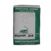 Цемент М-400 (25 кг.) Мiцній Дiм