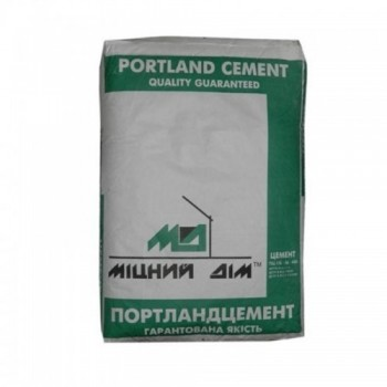 Цемент М-400 (25 кг.) Мiцний Дiм