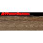 Пластиковый плинтус LINE PLAST Рустик карамель L059 (2.5 м)
