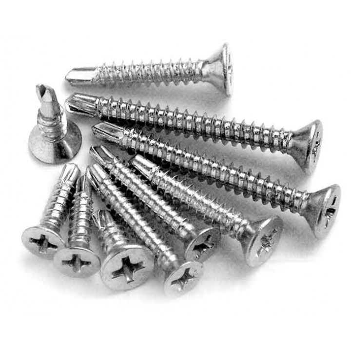 Саморізи по металу (3.5 * 25мм) 1000 шт