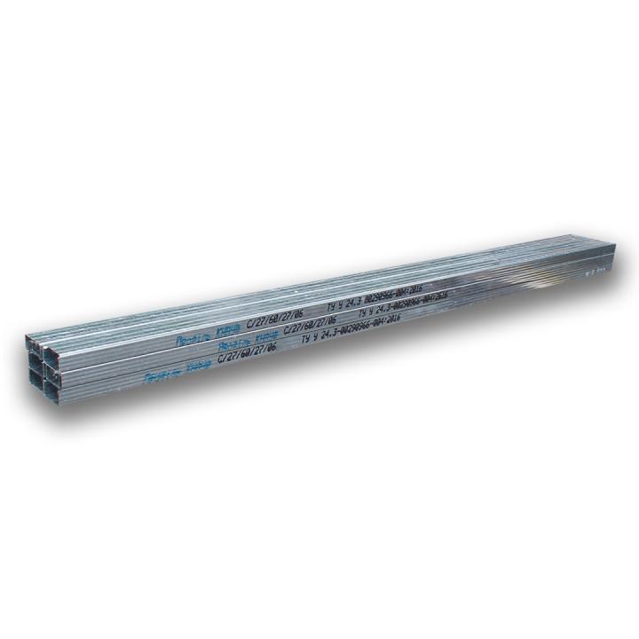 Профіль для гіпсокартону KNAUF CD 60*27 товщ (0.6мм) 4м
