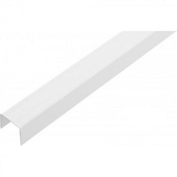 Профиль для гипсокартона UD 27*28 с полимерным покрытием (3м/0.4мм)