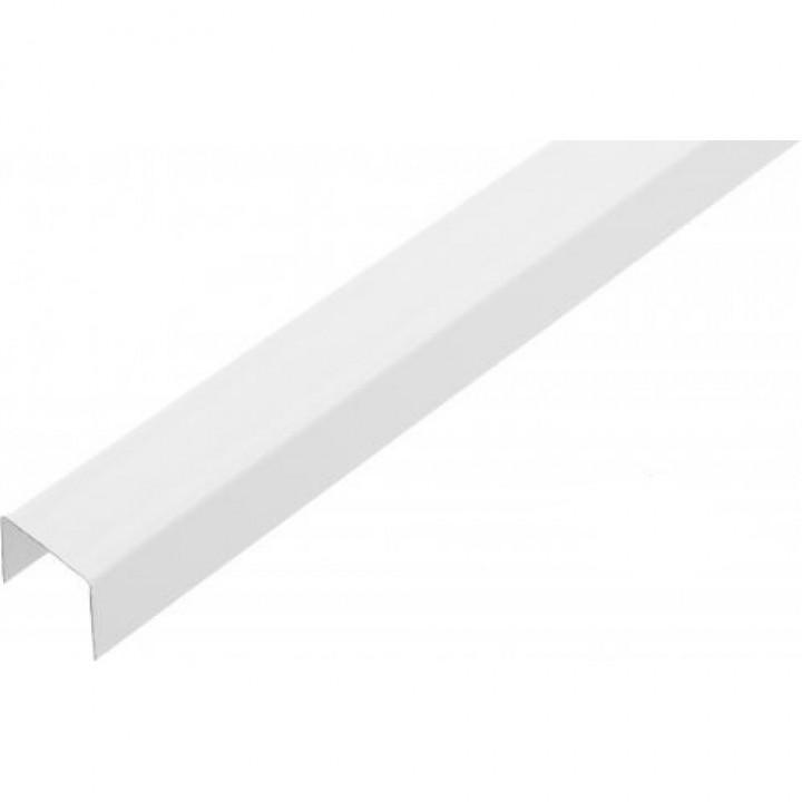 Профиль для гипсокартона UD 27*28 с полимерным покрытием (4м/0.4мм)