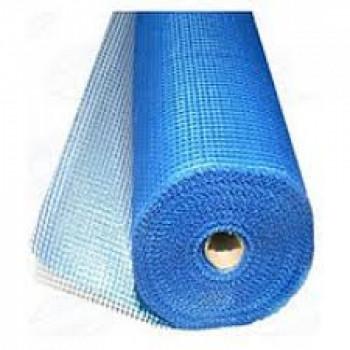 Сетка штукатурная BUILDER OPTIMA синяя (50м.кв 145гр/м2)