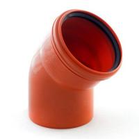 Колено канализационное 110/45 (Львов)