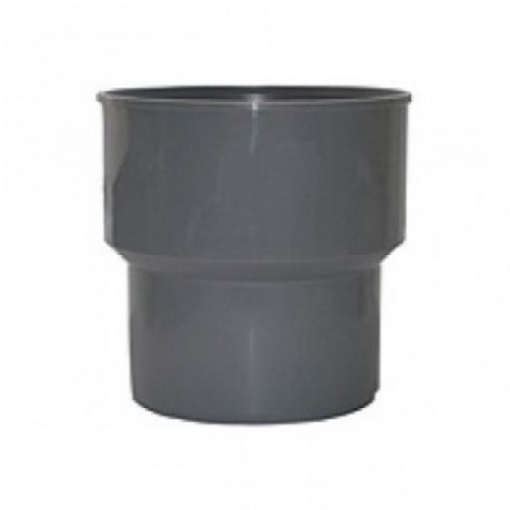 Перехід каналізаційний 110 * 124 (тапер 110) без гумки