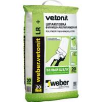 Шпаклівка Vetonit LR + (20кг.)