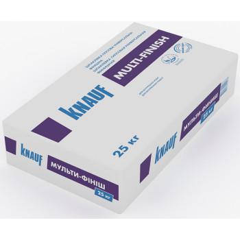 Шпаклівка KNAUF Мультіфініш (25кг)