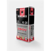 Клей для плитки і керамограніта WALLMIX K-14 (25кг.)