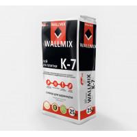 Клей для плитки Wallmix К-7 (25кг.)