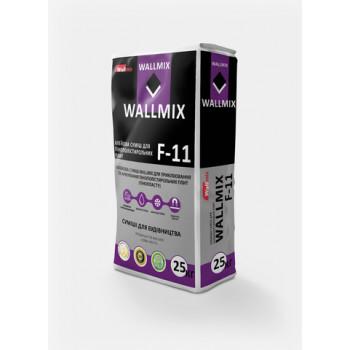 Клей для приклейки и армировки пенополистирольных плит Wallmix F-11 (25кг.)