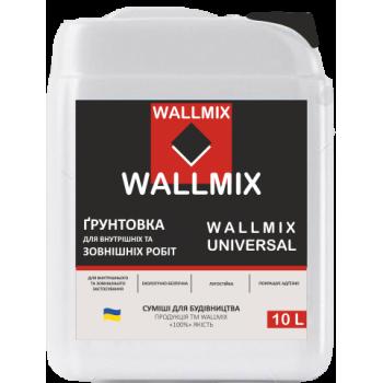 Грунтовка универсальная Wallmix Universal (10л.)
