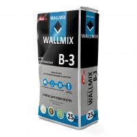 Клей для газоблоку Wallmix В-3 (25кг.)
